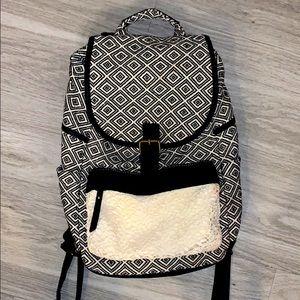 Madden Girl Geometric Pattern Backpack